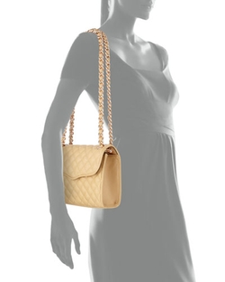 Quilted Affair Mini Shoulder Bag by Rebecca Minkoff in Sisters