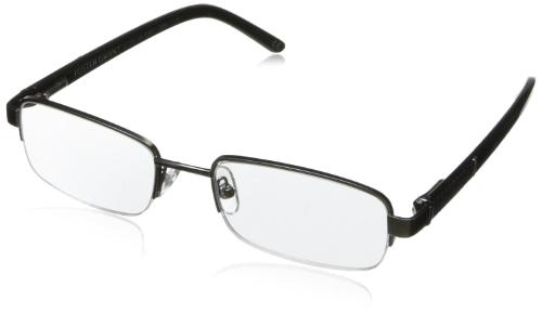 Men's Lyden Rectangular Reading Glasses by Foster Grant in Project Almanac