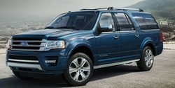 Expedition SUV by Ford in Love the Coopers