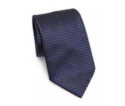 Textured Woven Silk Tie by Ermenegildo Zegna in The Blacklist