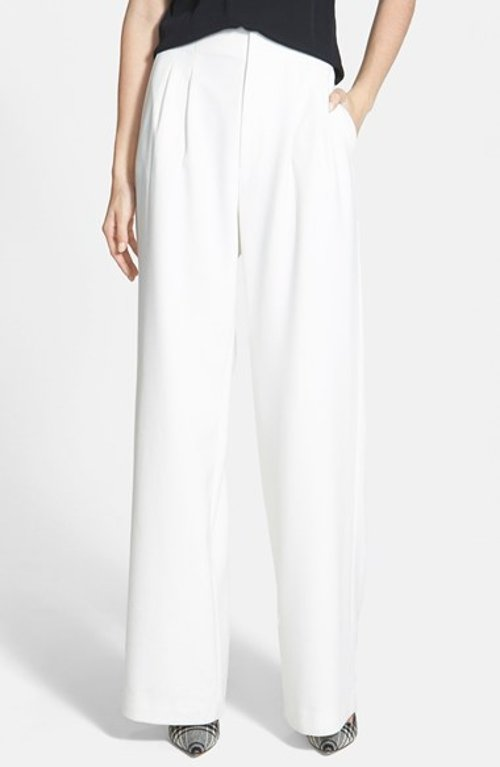 High Rise Wide Leg Pants by Chelsea28 in Begin Again