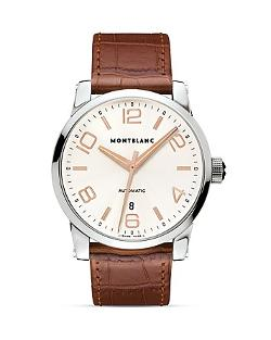 TimeWalker Automatic Watch by Montblanc in Million Dollar Arm