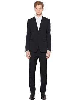 Light Wool Gabardine Suit by Givenchy   in The Notebook