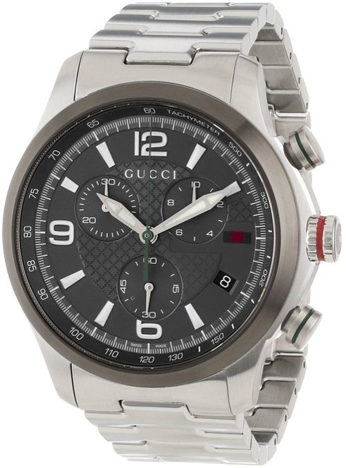 Men's G-Timeless Stainless Steel Watch by Gucci in Furious 7