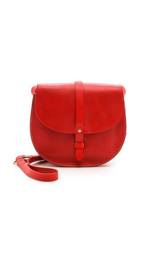 The Dylan Saddle Bag by Madewell in And So It Goes