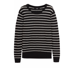 Spencer Striped Modal Sweater by Line in Love, Rosie