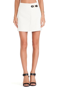 Eva Stretch Mini Skirt by Marc By Marc Jacobs in Pretty Little Liars