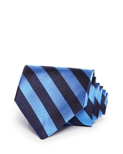 Diagonal Stripe Tie by Brooks Brothers in Supernatural