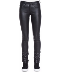 Slim Leather Pants by Helmut Lang in Pretty Little Liars