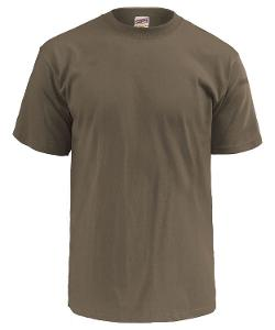 Men's Military Dri-Release T-Shirt Army by Soffe in Dolphin Tale 2