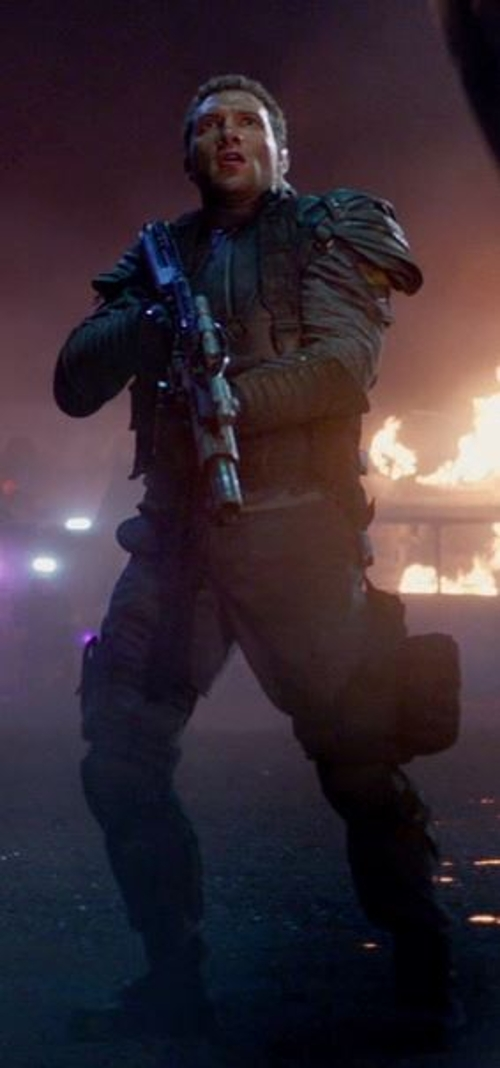 Custom Made Tactical Uniform (Kyle Reese) by Susan Matheson (Costume Designer) in Terminator: Genisys