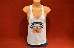 Men's Tank Top Muscle Stringer by Sun Gym in Pain & Gain