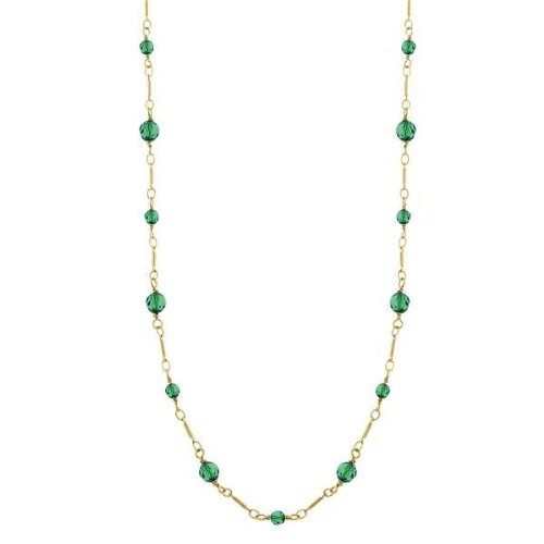 Glass Long Necklace by Downton Abbey in Magic Mike XXL