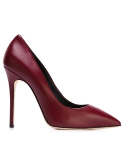 Pointed Toe Pumps by Giuseppe Zanotti Design in Suits
