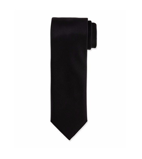 Satin Tie by Brioni in Suits - Season 5 Episode 16