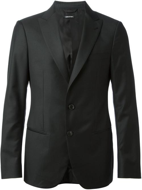 Classic Suit by Giorgio Armani in The Judge