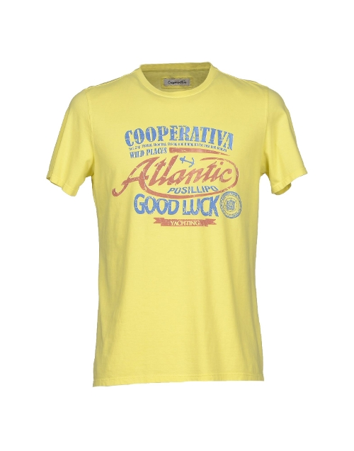 Printed T-Shirt by Cooperativa Pescatori Posillipo in Tomorrowland