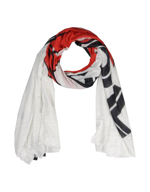 Men's Oblong Scarf by Dsquared2 in Savages