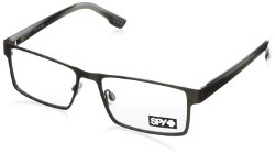 Channing Rectangular Eyeglasses by Spy in (500) Days of Summer