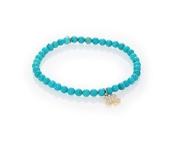 Beaded Bracelet by Sydney Evan in Jane the Virgin