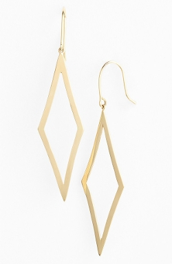 'Aura' Small Drop Earrings by Lana Jewelry in Love & Mercy