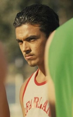 Custom Made McFarland Running Tank Top (Victor Puentes) by Sophie De Rakoff (Costume Designer) in McFarland, USA