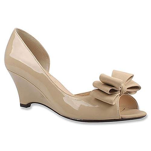 Women's Chrissy Peep Toe Sandals by J. Renee in The Best of Me