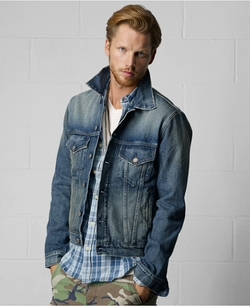 Denim Jacket by Ralph Lauren in Sicario
