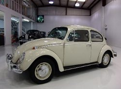 1966 Beetle Coupe by Volkswagen in The Best of Me