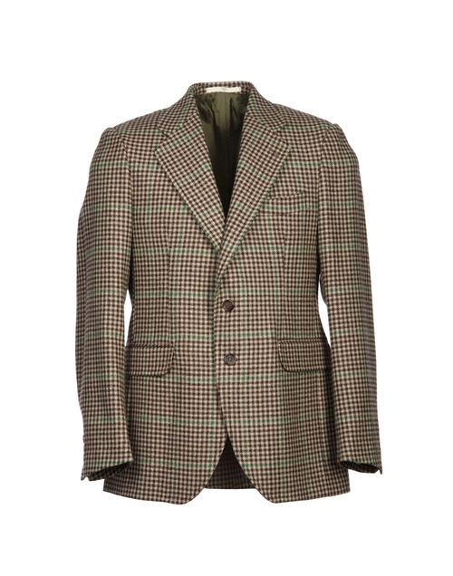 Houndstooth Sport Coat by Man 1924 in On Her Majesty's Secret Service