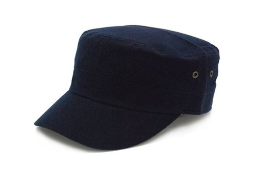 Plain Cadet Cap by Muan in The Man from U.N.C.L.E.