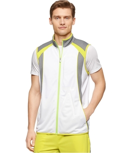 Performance Colorblocked Track Jacket by Calvin Klein in The Walk
