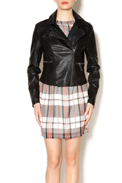 Moto Jacket by Ovi in New Girl