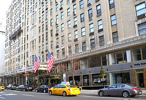The Carlyle New York, New York in A Very Murray Christmas