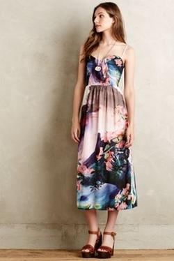 Daybreak Midi Dress by Corey Lynn Calter in Pretty Little Liars