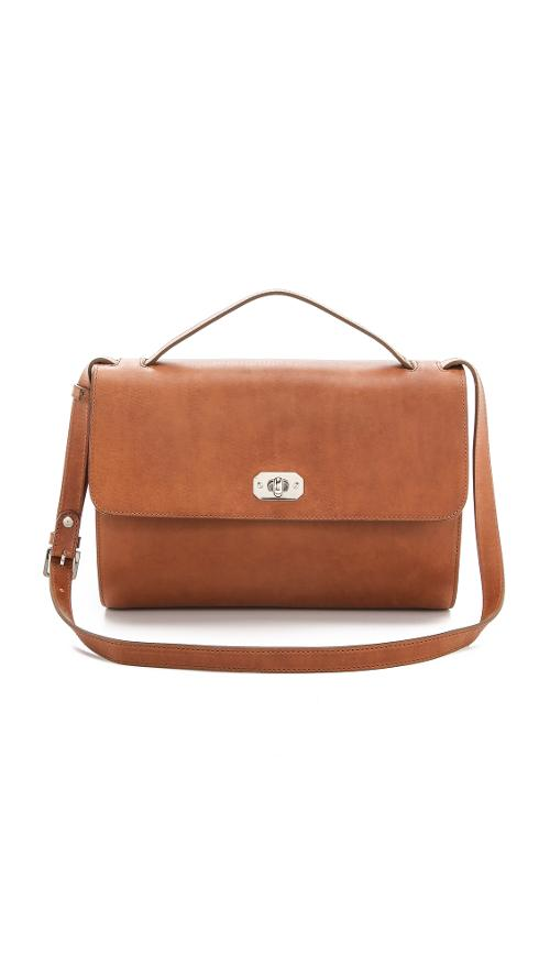Small Shoulder Bag by A.P.C. in Get On Up