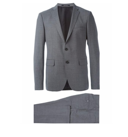 Formal Suit by Tagliatore in Snowden