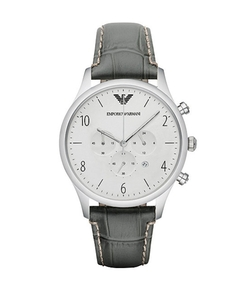 Men's Classic Chronograph Watch by Emporio Armani in Ballers