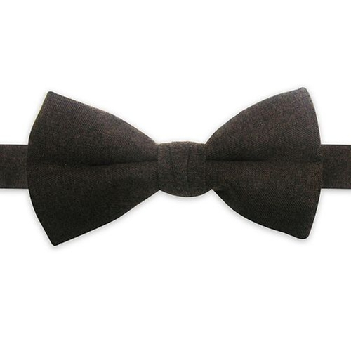 Wool Blend Solid Pretied Bow Tie by Haggar in Modern Family - Season 7 Episode 11