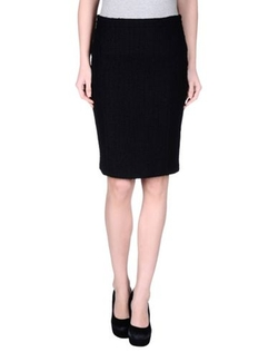 Knee Length Skirt by Moschino Cheap and Chic in Suits