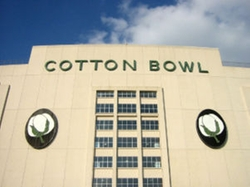 Dallas, Texas by The Cotton Bowl in My All American
