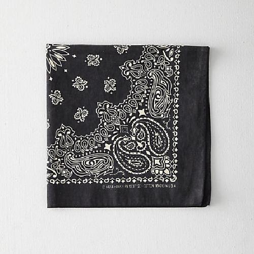 Paisley Bandana by ANONYMOUS ISM HAV-A-HANK in Walk of Shame
