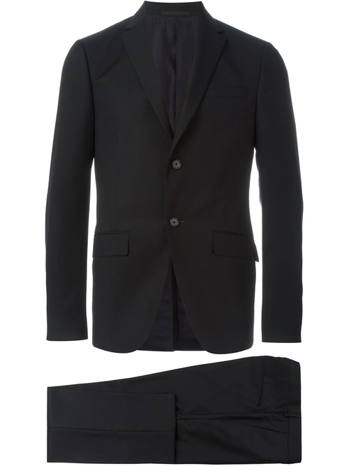 Two Piece Suit by Z Zegna in Billions