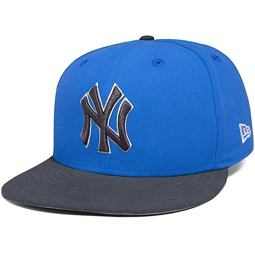 New York Yankees 2 Tone Cap by New Era in Entourage