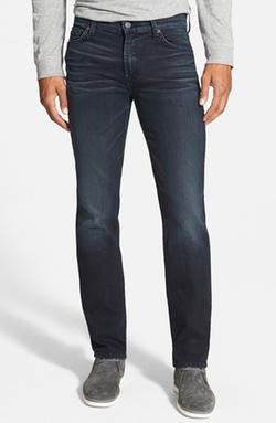 'Slimmy' Slim Fit Jeans by 7 For All Mankind in Modern Family
