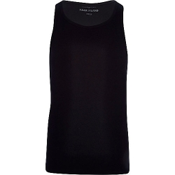 Rib Tank Top by River Island in Max