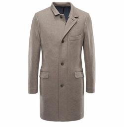 Martingala Cashmere Coat by Loro Piana in The Blacklist