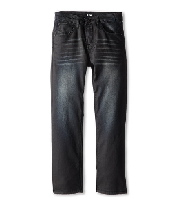 Big Kids Parker Iron Man Coated French Terry Pant by Hudson Kids in Max