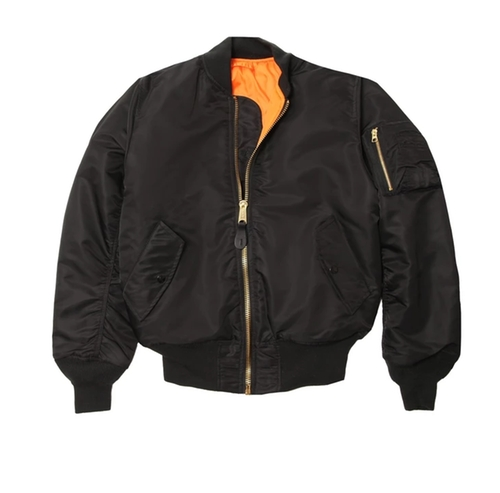 MA-1 Flight Jacket by Alpha Industries in Keeping Up With The Kardashians - Season 12 Episode 10