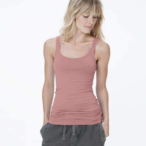 Long Jersey Tank Top by James Perse in Mean Girls
